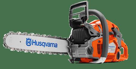 Husqvarna chainsaws available at GF Preston, Sundridge Ontario gfpreston.com 888-749-0953