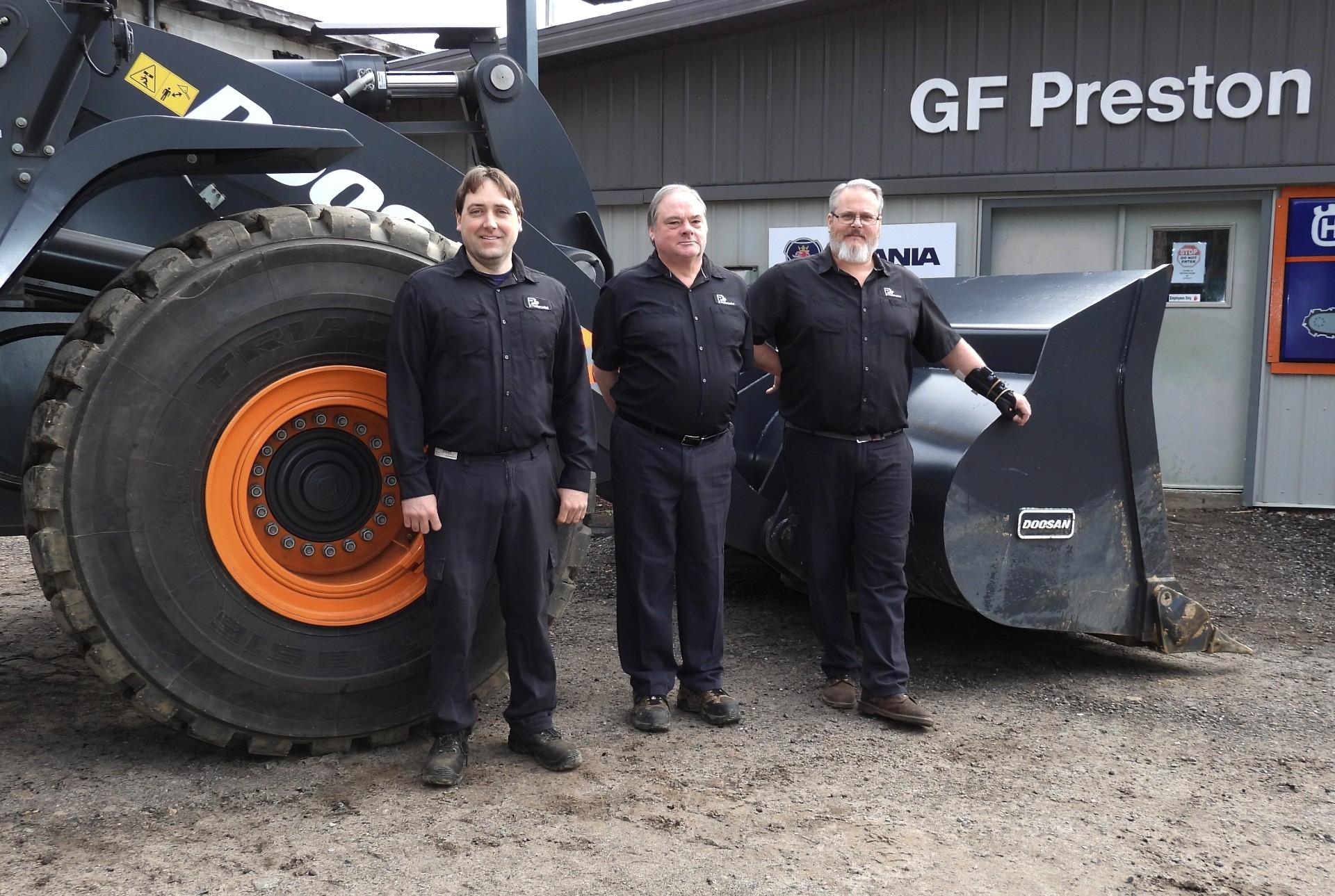 GF Preston Parts Associates Email – parts@gfpreston.com Number – (877) 245-2456